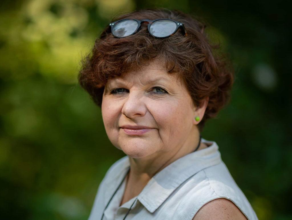Susanne Bergendahl