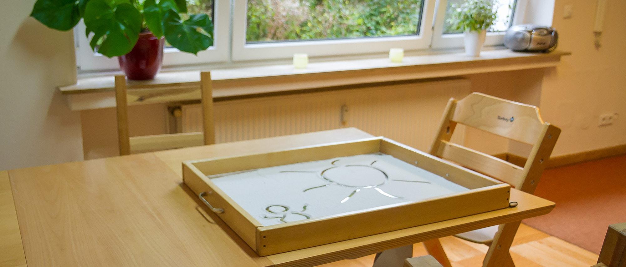Praxis für Ergotherapie in Bochum - Susanne Bergendahl & Sylvia Nixdorf